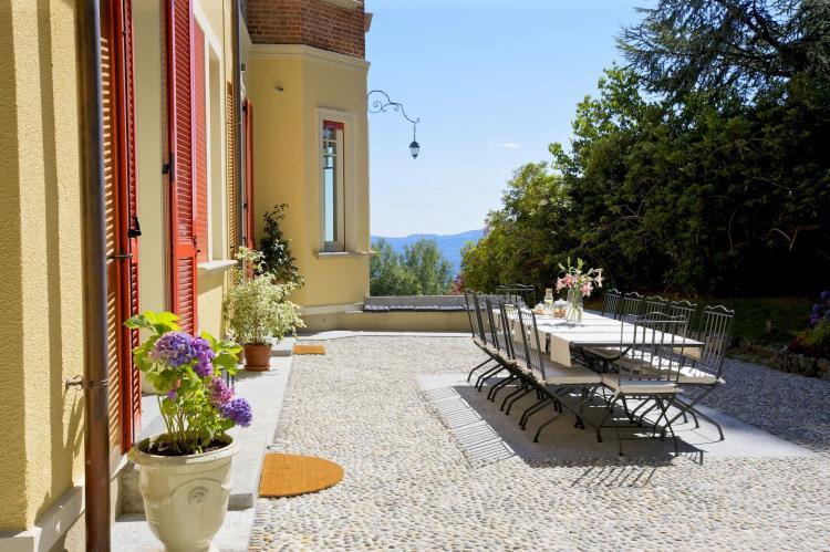 VakantiehuisItalië - Italiaanse Meren: Lago Maggiore Premeno Villa Sedici  [27]