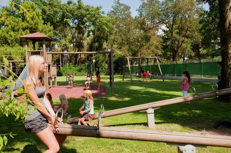 VakantiehuisItalië - Campania/Napels: Baia Domizia Villaggio Camping E3  [8]