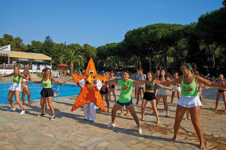 VakantiehuisItalië - Campania/Napels: Baia Domizia Villaggio Camping E3  [10]
