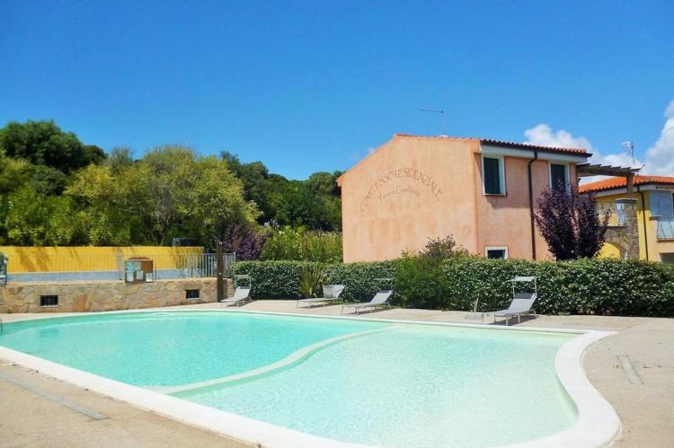 Holiday homeItaly - Sardinia: Tricasteldoria  [1]