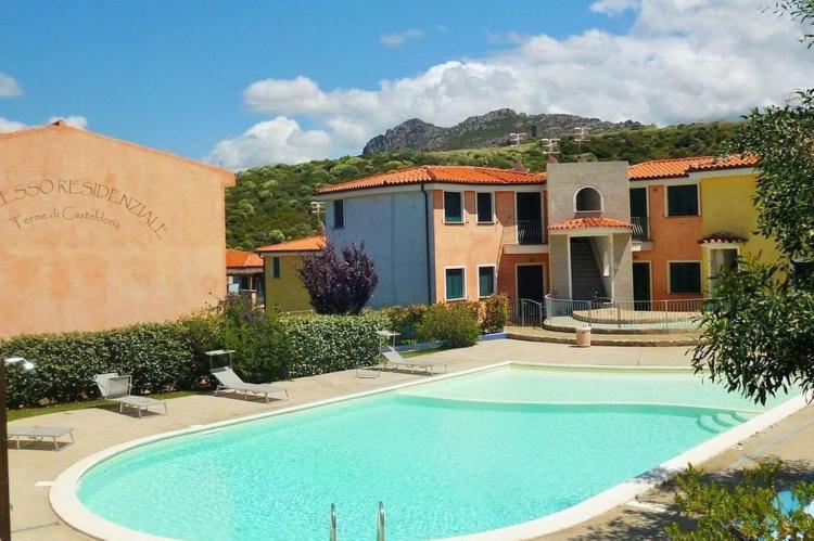 Holiday homeItaly - Sardinia: Tricasteldoria  [6]