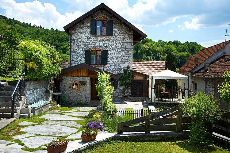 Holiday homeItaly - Veneto/Venice: Casa delle Alpi  [1]