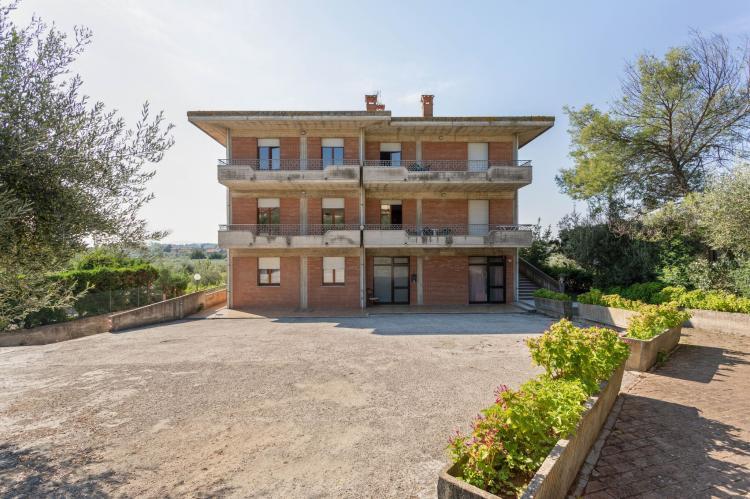 Holiday homeItaly - Umbria/Marche: Casa Tommaso - bilo 2 P - 4 pax  [1]