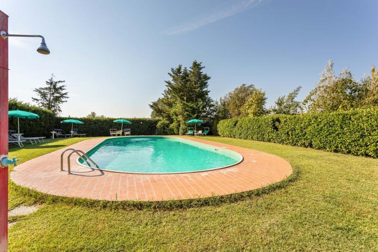 VakantiehuisItalië - Umbrië/Marche: Casa Tommaso - trilo 2 P - 6 pax  [1]