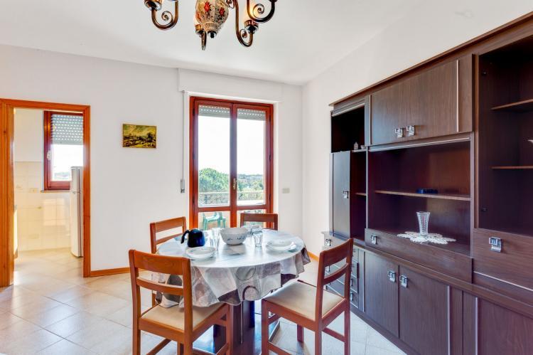 VakantiehuisItalië - Umbrië/Marche: Casa Tommaso - trilo 2 P - 6 pax  [18]