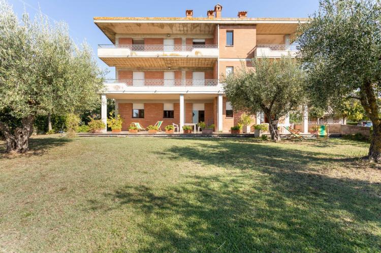 VakantiehuisItalië - Umbrië/Marche: Casa Tommaso - trilo 2 P - 6 pax  [2]