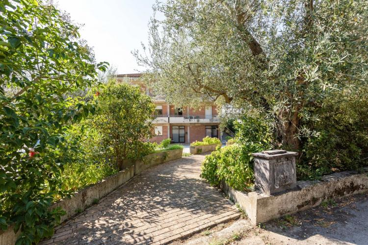 VakantiehuisItalië - Umbrië/Marche: Casa Tommaso - trilo 2 P - 6 pax  [13]