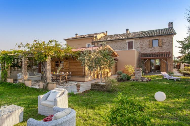 Holiday homeItaly - Umbria/Marche: Le Castorelle  [1]