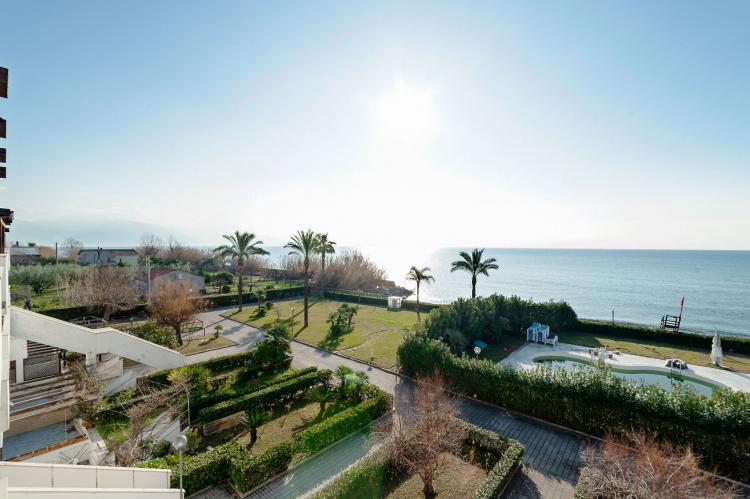 Holiday homeItaly - Campania/Napoli: Quadrilocale sul Mare Golfo di Policastro A22  [27]