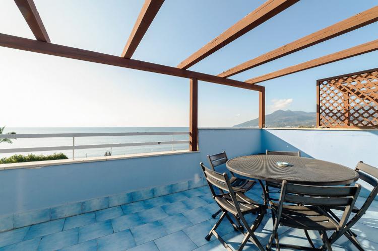 Holiday homeItaly - Campania/Napoli: Quadrilocale sul Mare Golfo di Policastro A22  [25]
