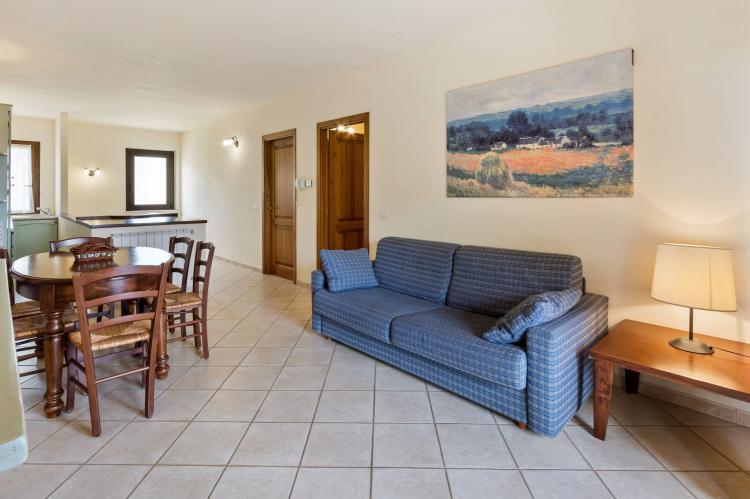 Holiday homeItaly - Tuscany/Elba: Trilocale Giglio - Pianoterra  [3]