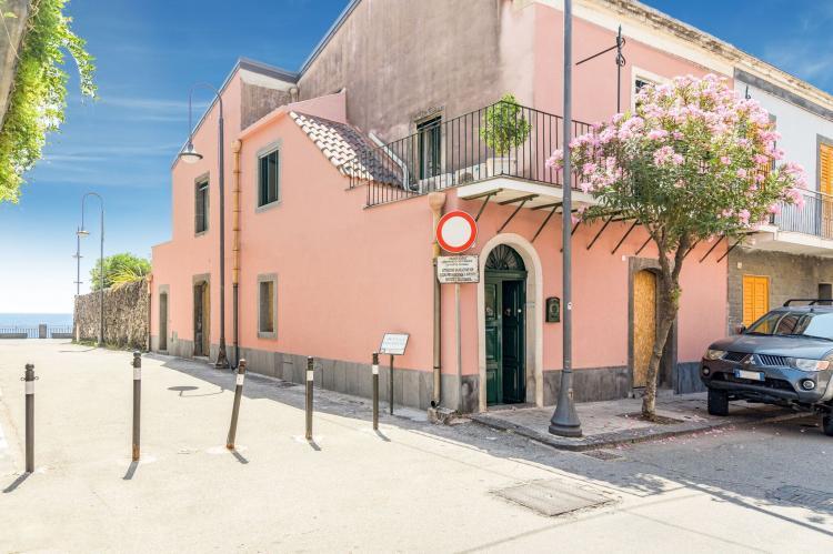 Holiday homeItaly - Sicily: BLUE SANTA TECLA  [1]