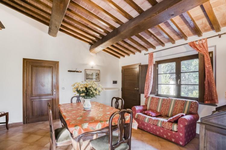 Holiday homeItaly - Umbria/Marche: Appartamento per 6  [12]