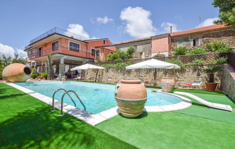 FerienhausItalien - Kampanien/Neapel: Villa Paradiso  [7]