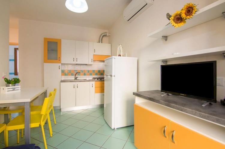 VakantiehuisItalië - Veneto/Venetië: Appartamento Solmare a Rosolina  [8]