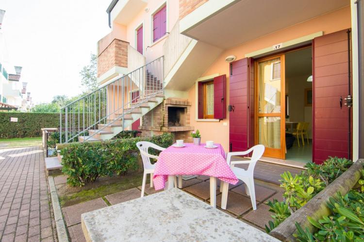VakantiehuisItalië - Veneto/Venetië: Appartamento Solmare a Rosolina  [1]