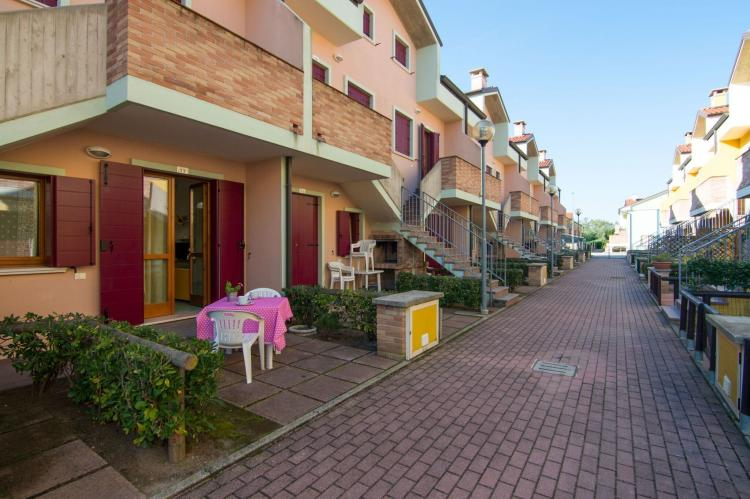 VakantiehuisItalië - Veneto/Venetië: Appartamento Solmare a Rosolina  [6]