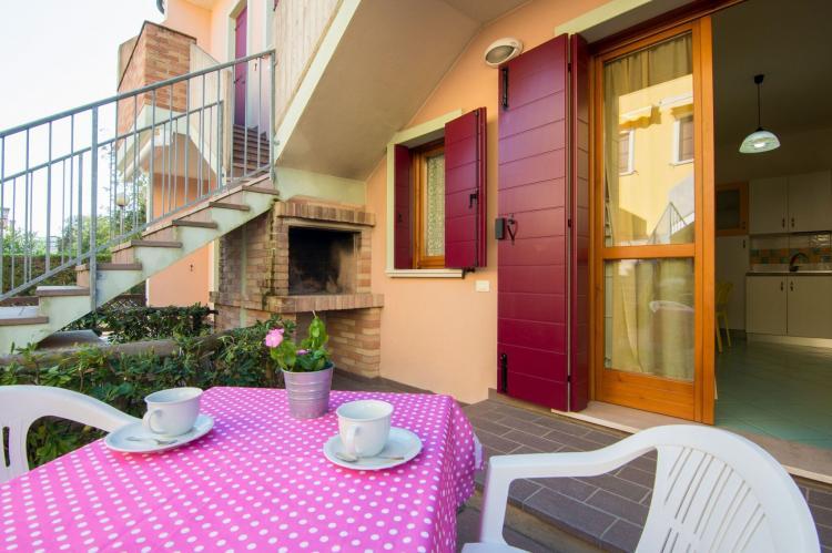 VakantiehuisItalië - Veneto/Venetië: Appartamento Solmare a Rosolina  [15]