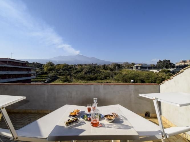 New Etna view