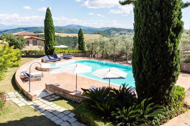 Holiday homeItaly - Umbria/Marche: Bilo4  [27]