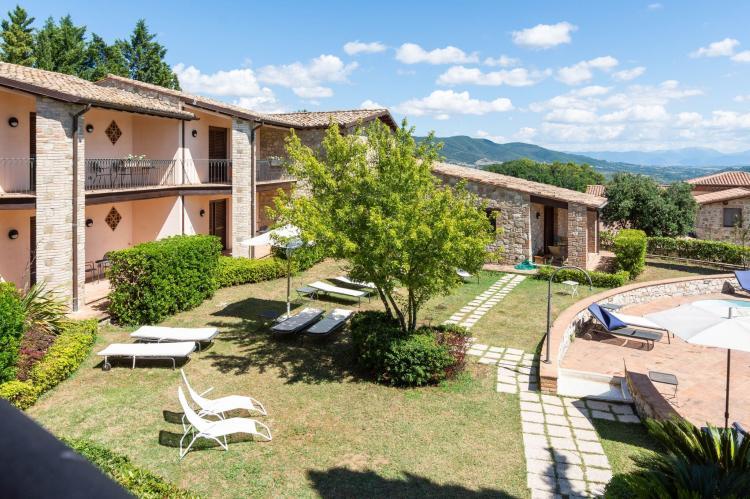 Holiday homeItaly - Umbria/Marche: Bilo4  [8]