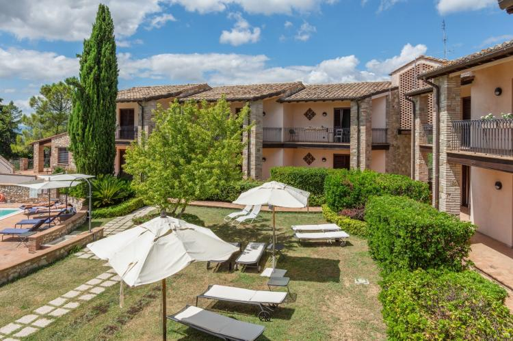 Holiday homeItaly - Umbria/Marche: Bilo4  [33]