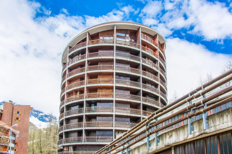 Holiday homeItaly - Valle d'Aosta: One-Room Apartment directly on Cervinia Ski slopes  [6]