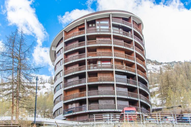 Holiday homeItaly - Valle d'Aosta: One-Room Apartment directly on Cervinia Ski slopes  [8]