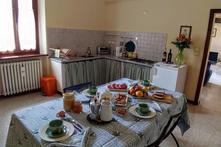 Holiday homeItaly - Umbria/Marche: Appartamento Casale dei Girasoli  [14]