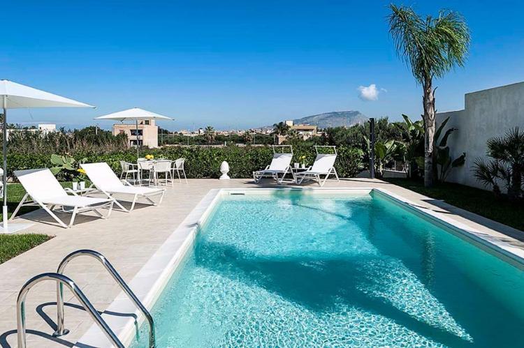 VakantiehuisItalië - Sicilië: Villa della Laguna  [13]