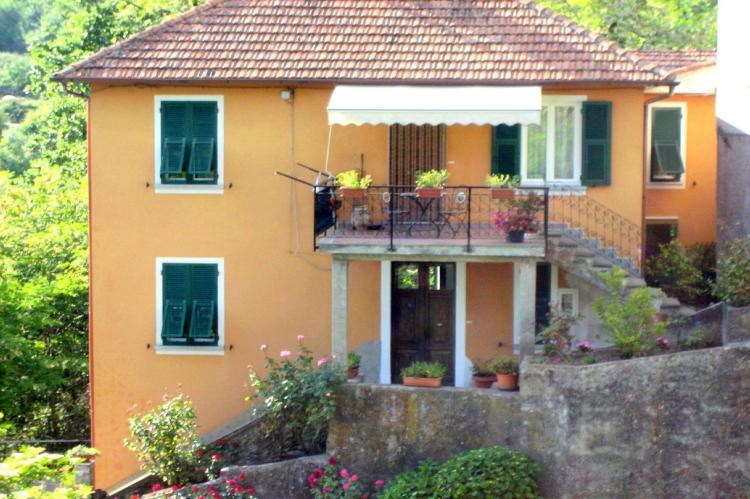 VakantiehuisItalië - Ligurië: Casa Marcellini  [1]