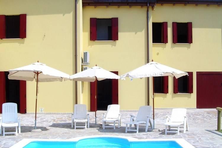 Holiday homeItaly - Veneto/Venice: Casa Rosolina  [14]