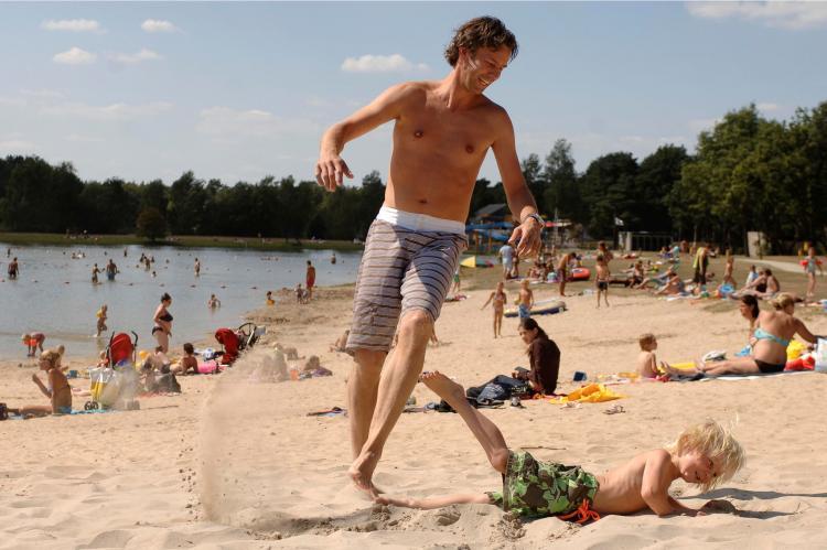 Holiday homeNetherlands - Noord-Brabant: Bospark 't Wolfsven 4  [16]