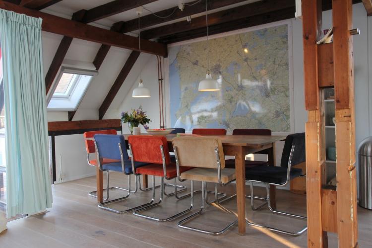 VakantiehuisNederland - Friesland: Lytske  [8]