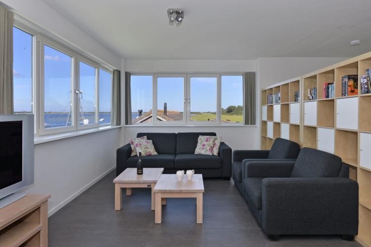 Holiday homeNetherlands - : Appartement 4b - Schotsman Watersport  [2]