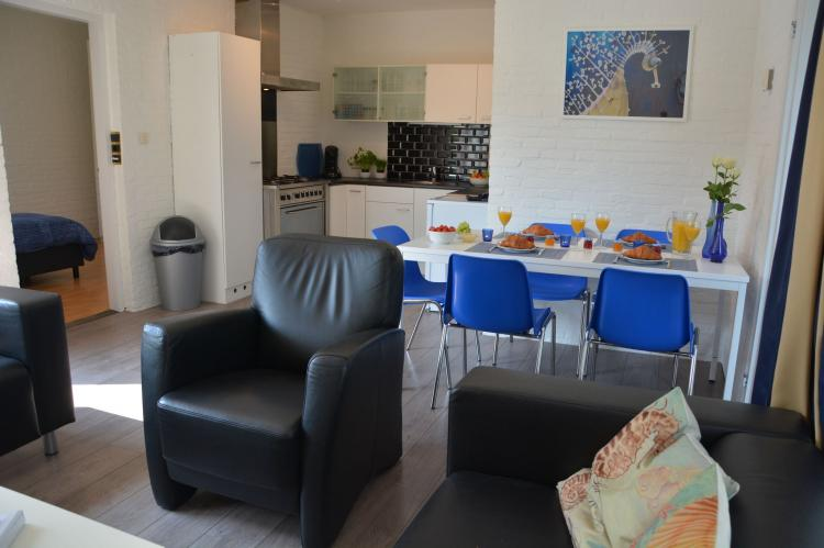 VakantiehuisNederland - Zuid-Holland: 't Zeepaardje  [3]