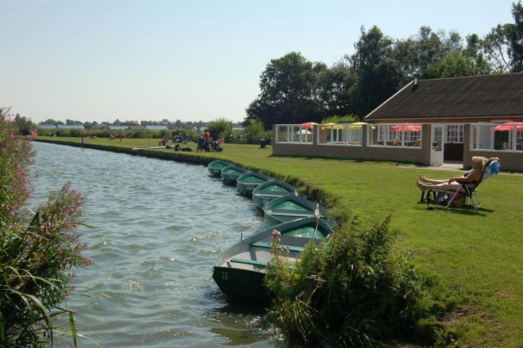 VakantiehuisNederland - Zuid-Holland: 't Zeepaardje  [22]