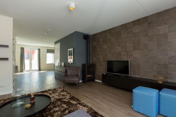 Appartement Duinhof Dishoek - 6 personen sauna
