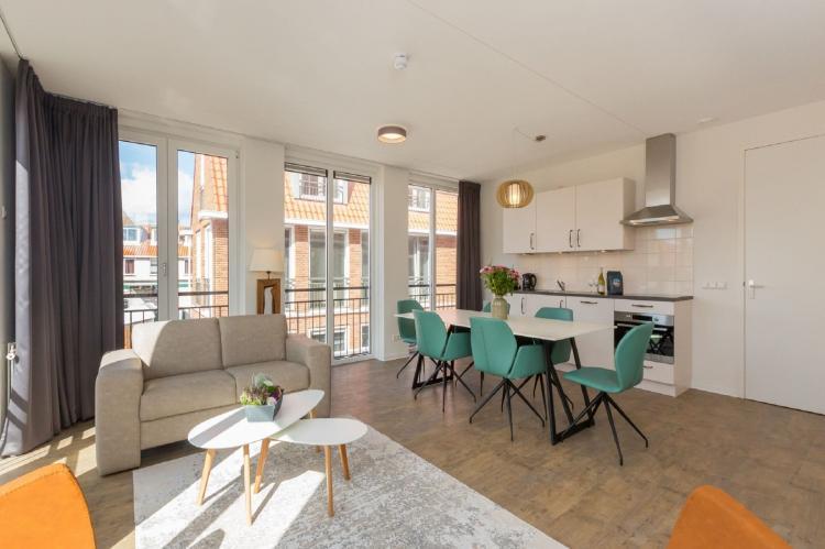 VakantiehuisNederland - Zeeland: Aparthotel Zoutelande - 6 pers luxe appartement  [4]