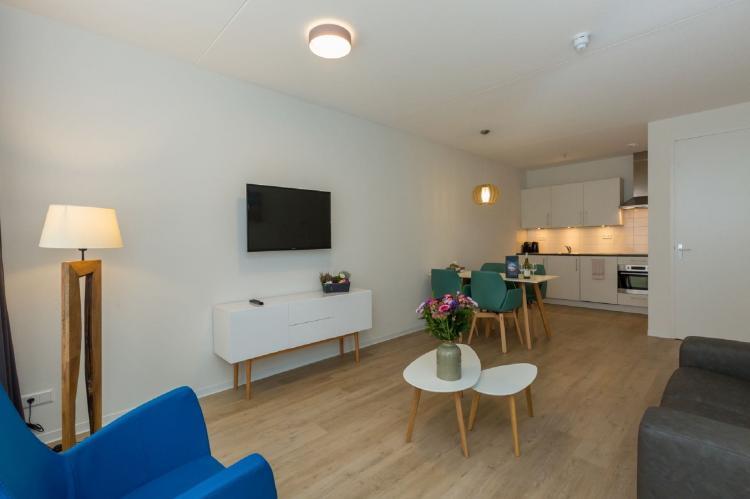 VakantiehuisNederland - Zeeland: Aparthotel Zoutelande - 6 pers luxe appartement  [5]