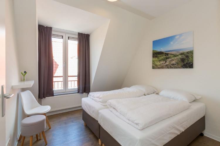 VakantiehuisNederland - Zeeland: Aparthotel Zoutelande - 6 pers luxe appartement  [11]