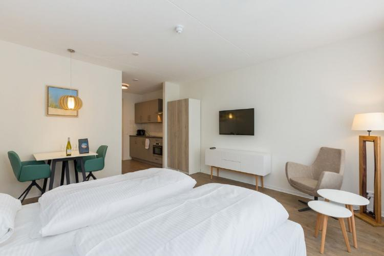 FerienhausNiederlande - Zeeland: Aparthotel Zoutelande - 2 pers luxe studio  [3]