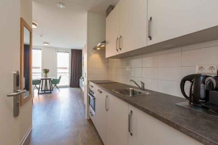 FerienhausNiederlande - Zeeland: Aparthotel Zoutelande - 2 pers luxe studio  [8]