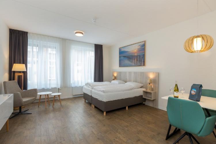 FerienhausNiederlande - Zeeland: Aparthotel Zoutelande - 2 pers luxe studio  [1]