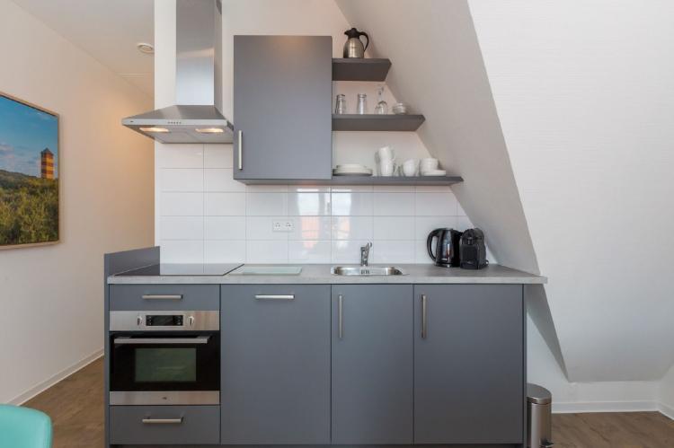FerienhausNiederlande - Zeeland: Aparthotel Zoutelande - 2 pers luxe studio  [5]