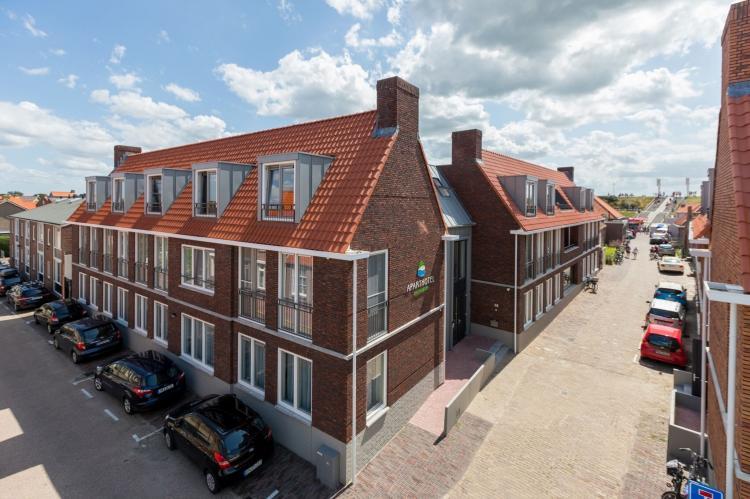 FerienhausNiederlande - Zeeland: Aparthotel Zoutelande - 2 pers luxe studio  [2]