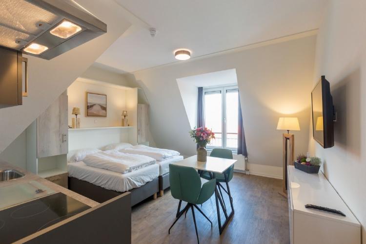 FerienhausNiederlande - Zeeland: Aparthotel Zoutelande - 2 pers luxe studio  [10]