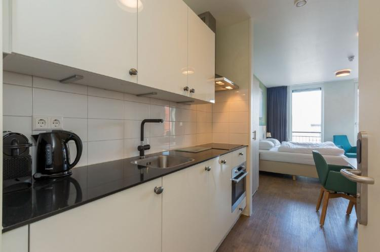 FerienhausNiederlande - Zeeland: Aparthotel Zoutelande - 2 pers luxe studio  [9]