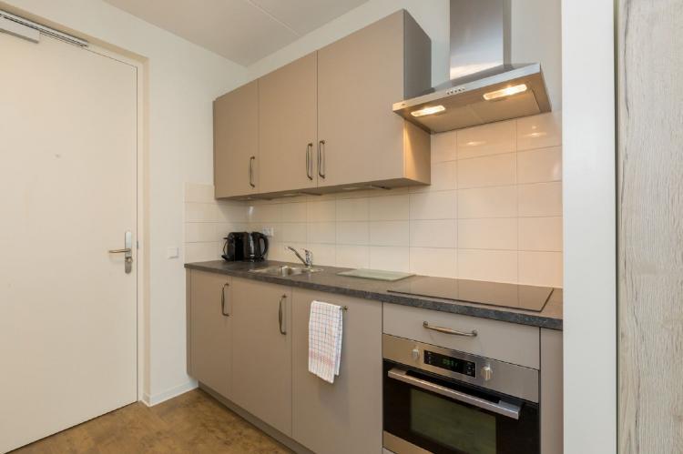 FerienhausNiederlande - Zeeland: Aparthotel Zoutelande - 2 pers luxe studio  [6]