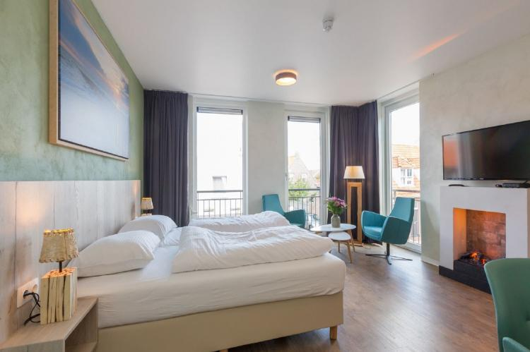 FerienhausNiederlande - Zeeland: Aparthotel Zoutelande - 2 pers luxe studio  [12]